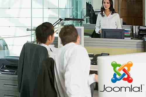 managed joomla server